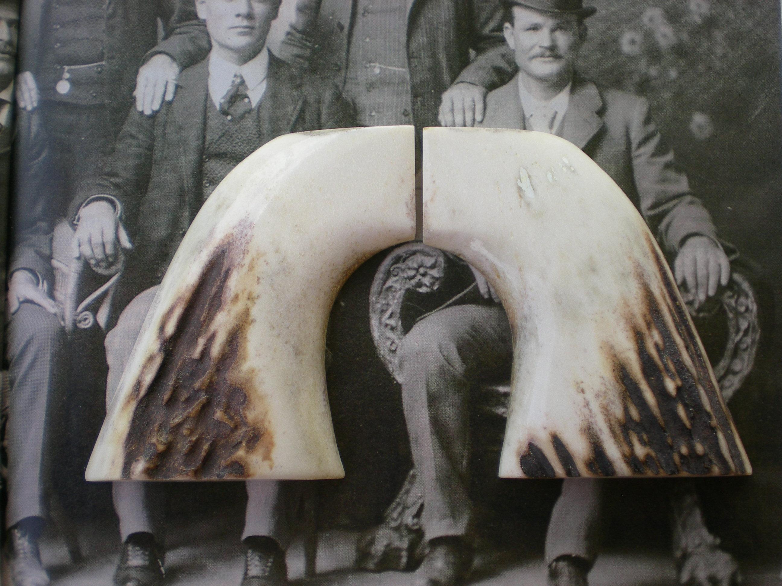 George & Rose - hand made Custom grips - 1911, 1873, colt python